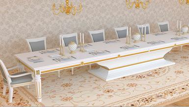 Faras Toplantı Masası - Thumbnail