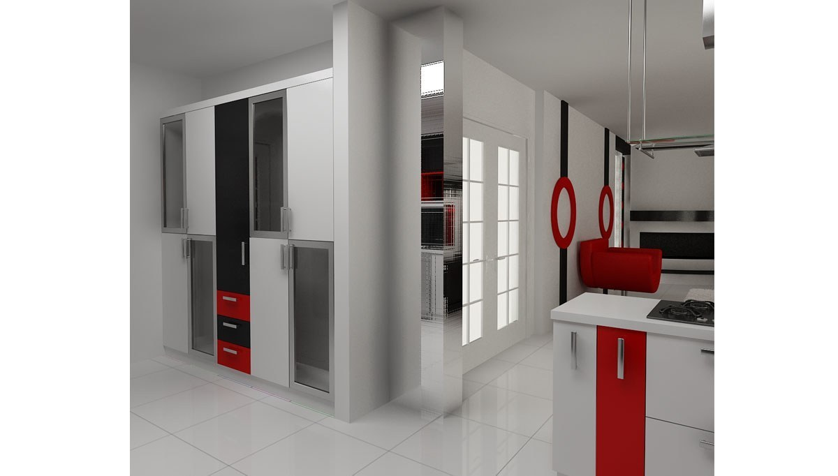 Fareh Mutfak Dekorasyonu