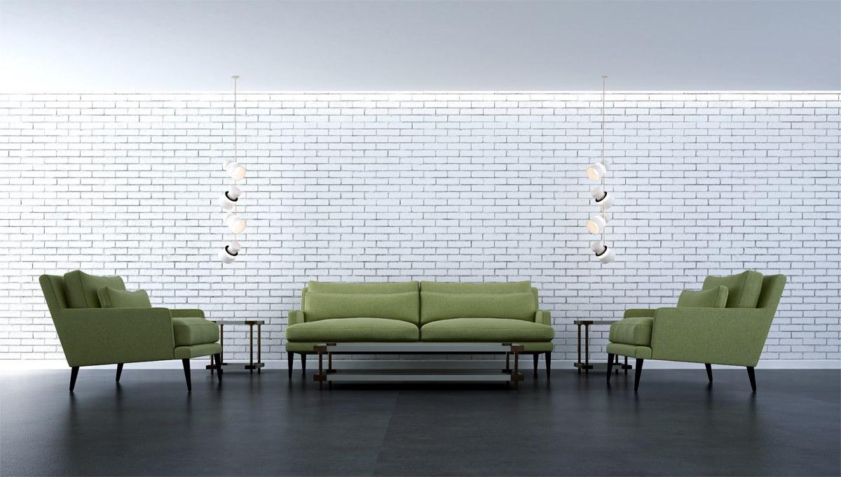 Fervor Salon Dekorasyonu