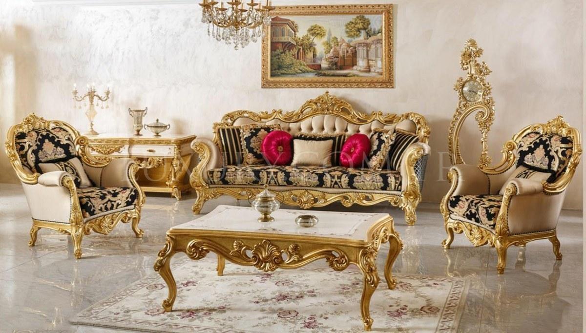Fetih Paşa Klasik Koltuk Takımı