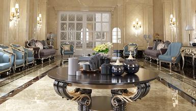 Floransa Salon Dekorasyonu - Thumbnail