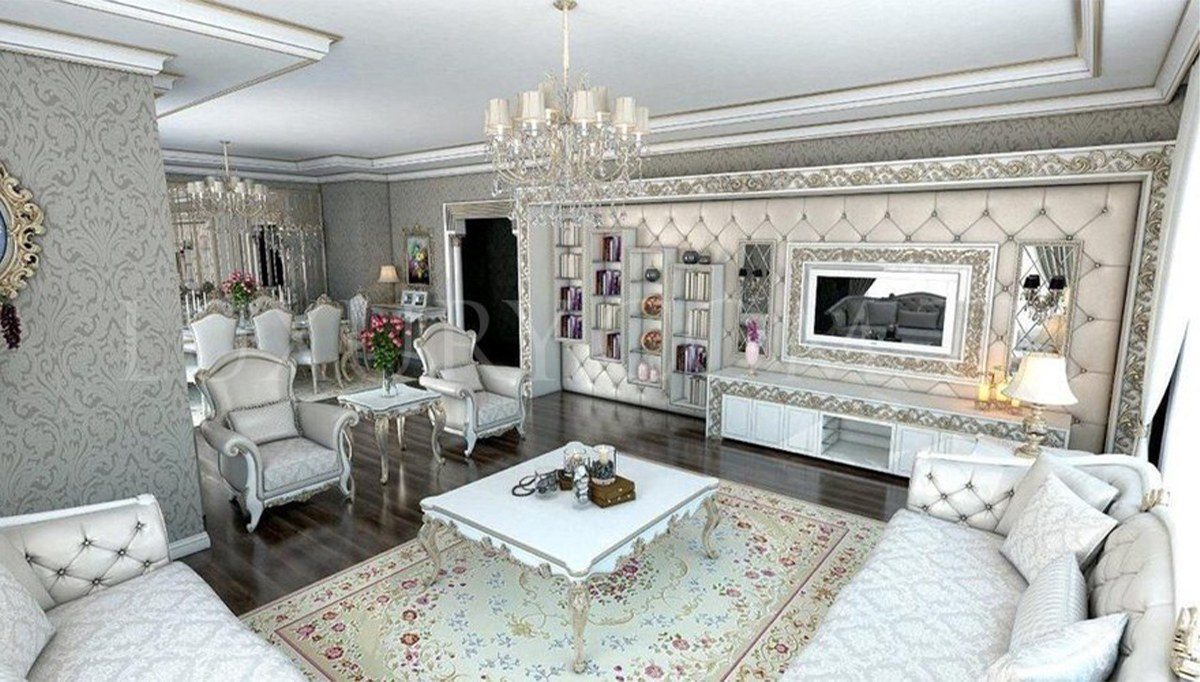 Forgesa Salon Dekorasyonu