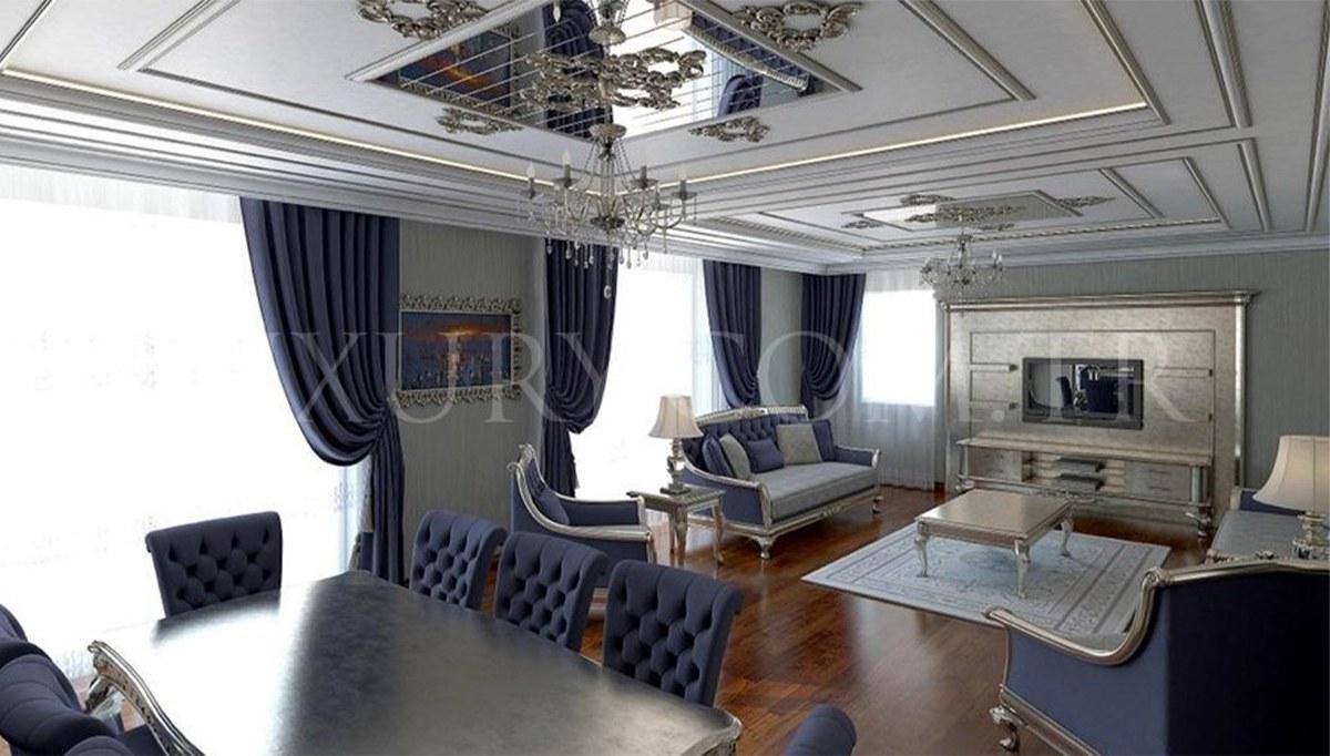 Gafren Salon Dekorasyonu