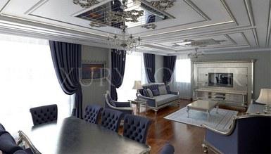 Gafren Salon Dekorasyonu - Thumbnail