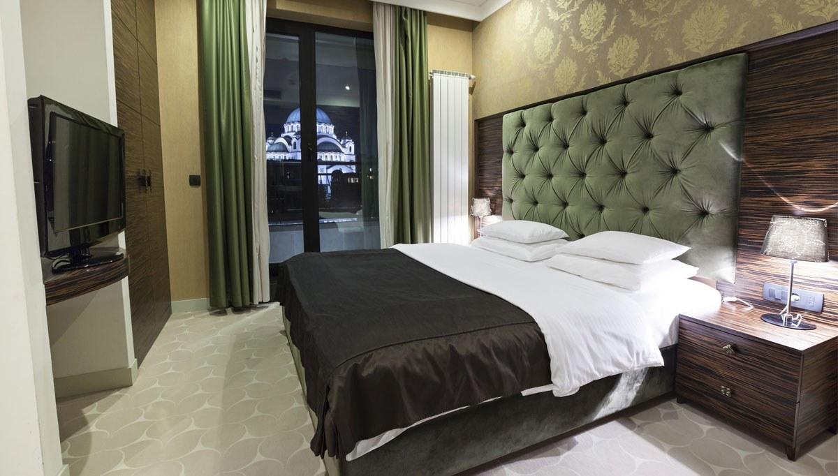 Gamel Otel Odası