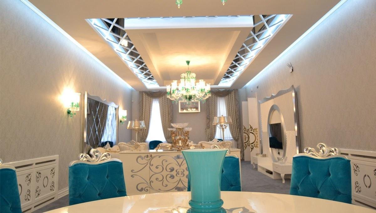 Ganel Salon Dekorasyonu