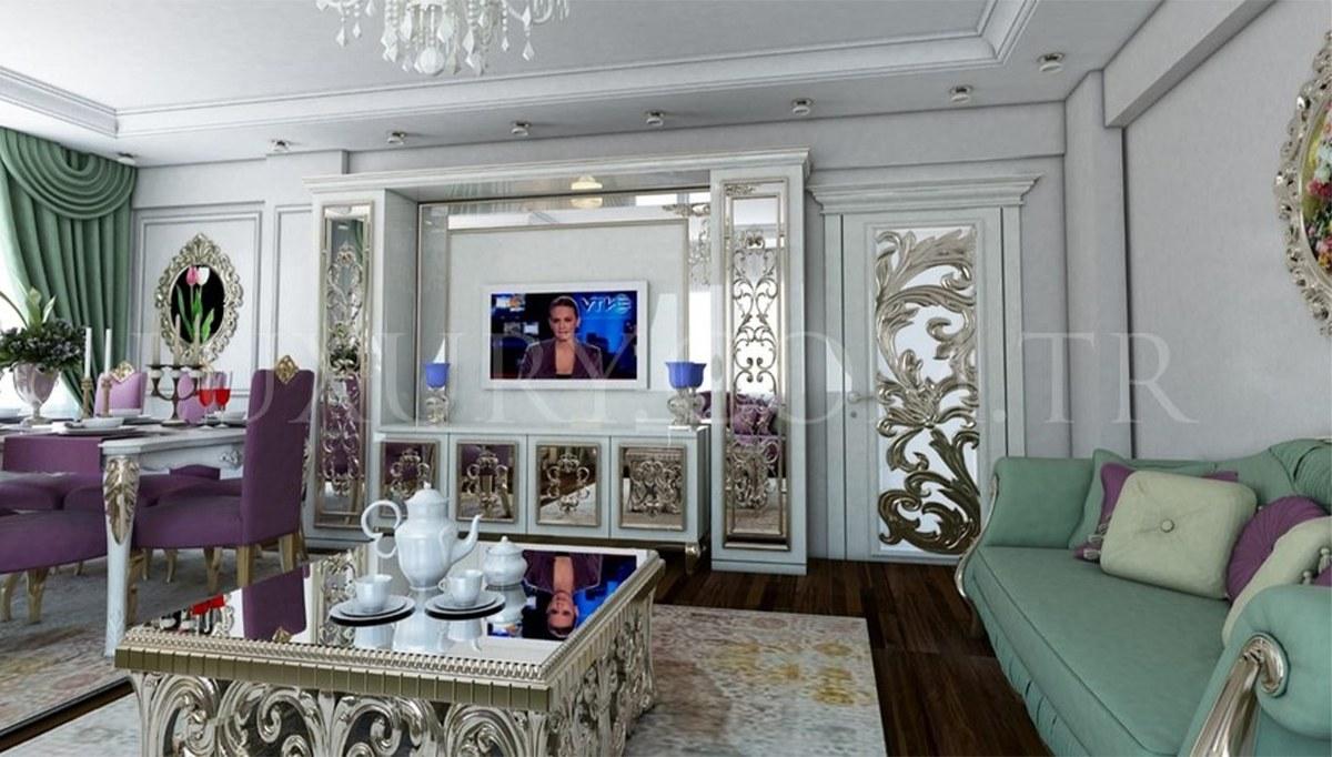 Gemola Salon Dekorasyonu