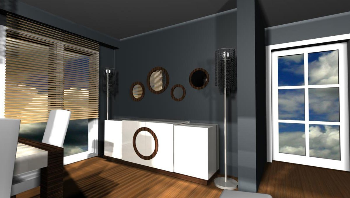 Gezana Salon Dekorasyonu