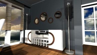 Gezana Salon Dekorasyonu - Thumbnail