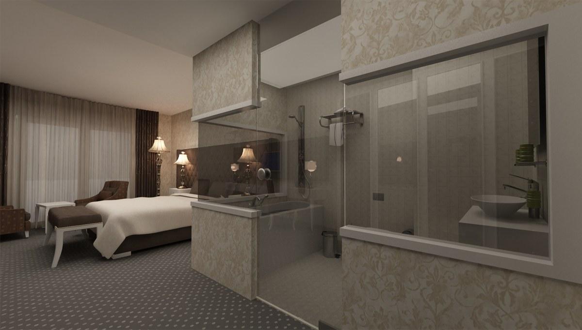 Girne Otel Odası