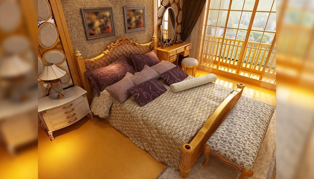 Gold Otel Odası