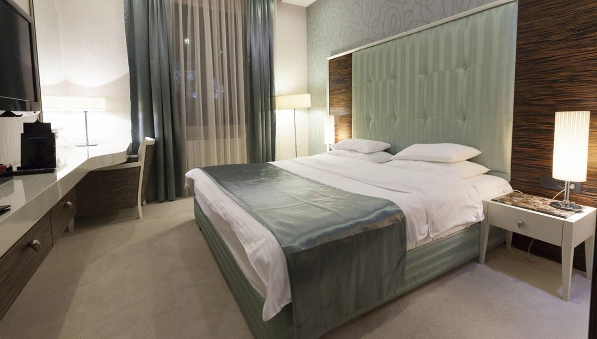 Gombe Otel Odası