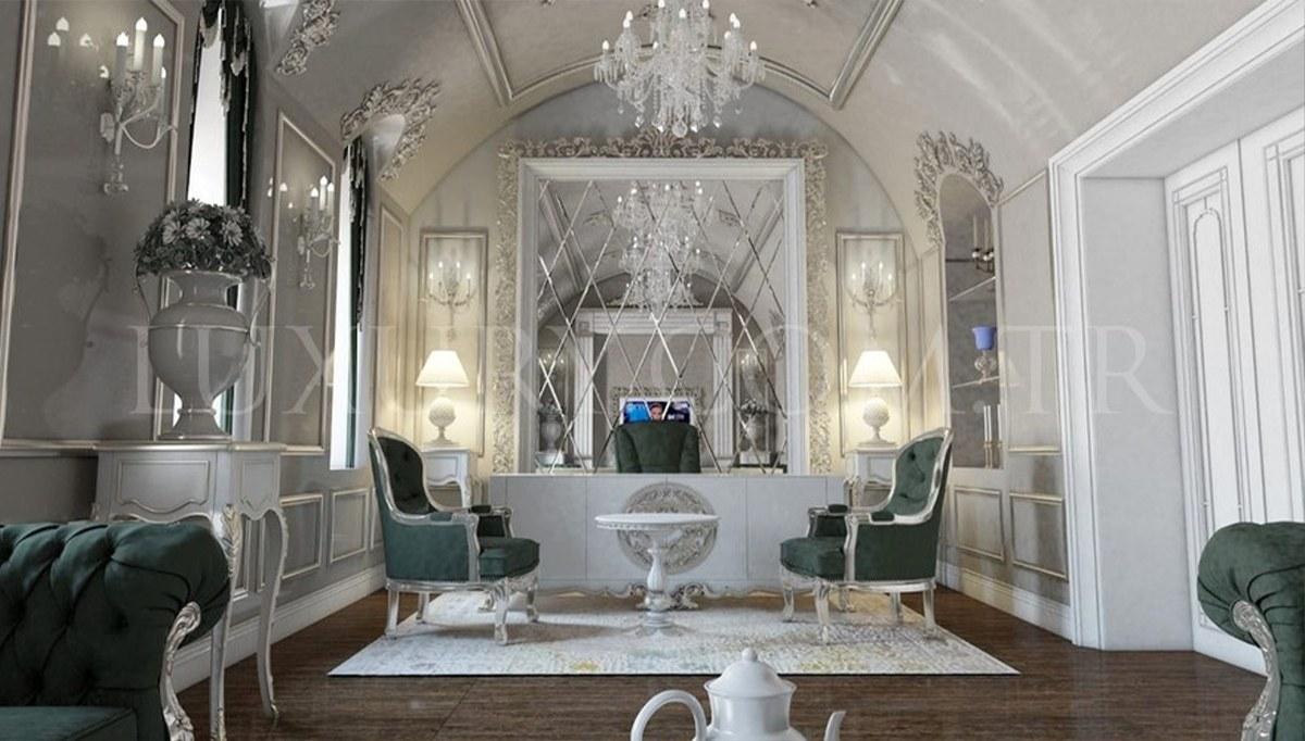 Govenas Salon Dekorasyonu