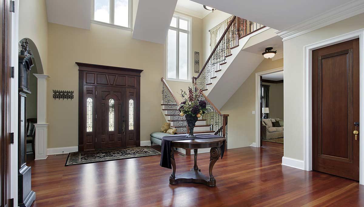 Gran Kapı - Merdiven Dekorasyonu