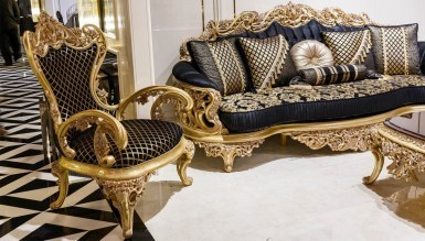 Lüks Granado Classic Living Room