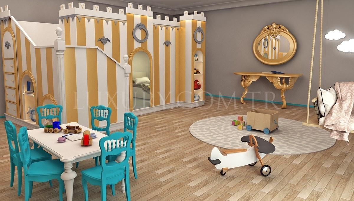 Grasse Çocuk Odası