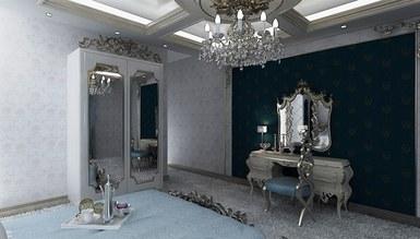 Gümüş İşlemeli Villa Mobilyaları - Thumbnail