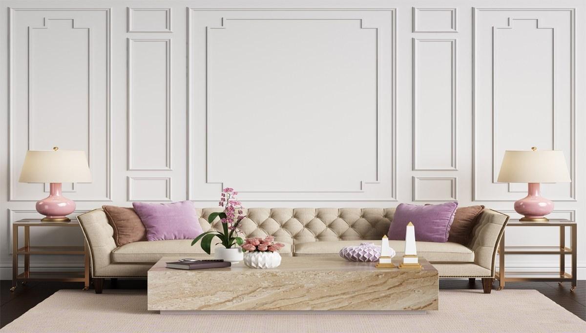 Hera Salon Dekorasyonu