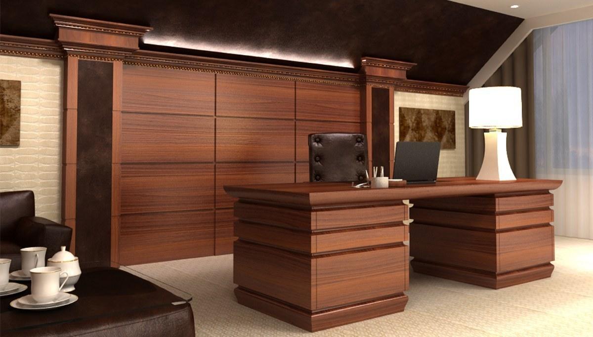 Herenas Ofis Dekorasyonu