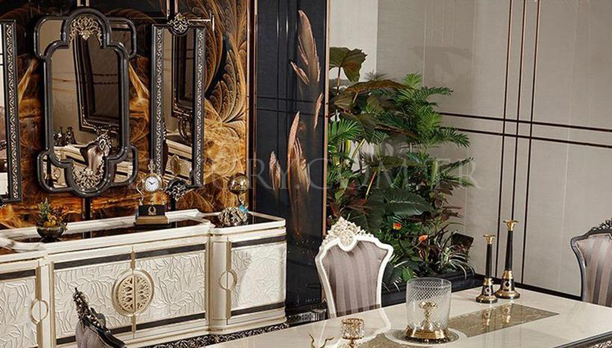 Hernasa Luxury Yemek Odası