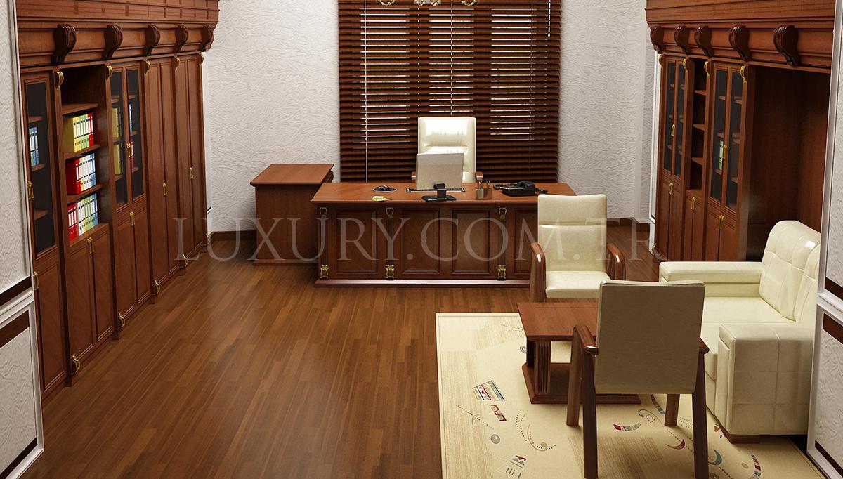 Honoras Klasik Bronz Makam Odası