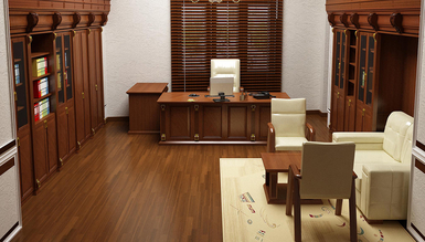 Honoras Klasik Bronz Makam Odası - Thumbnail
