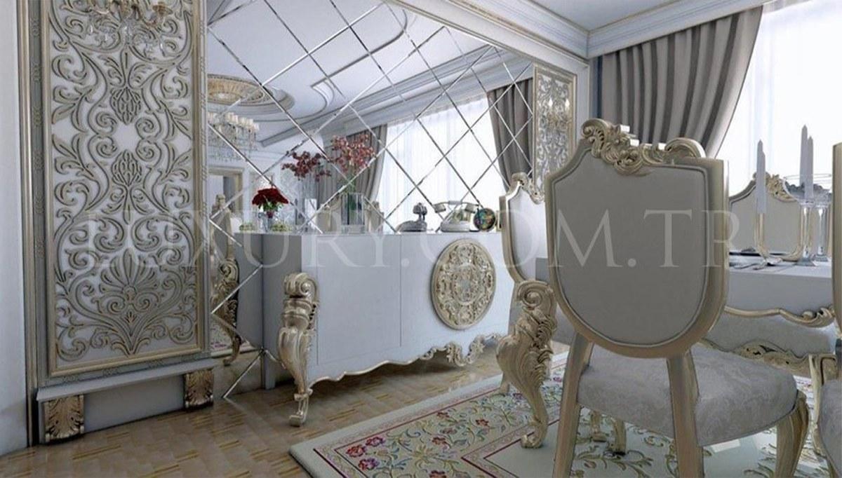 Hunsa Salon Dekorasyonu