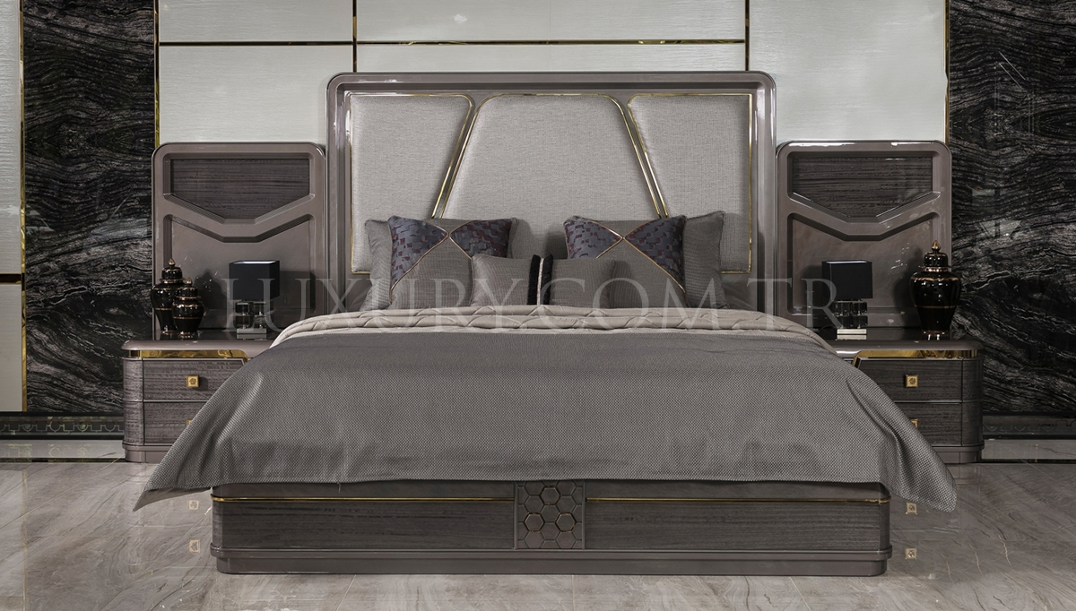 İkonas Metal Yatak Odası