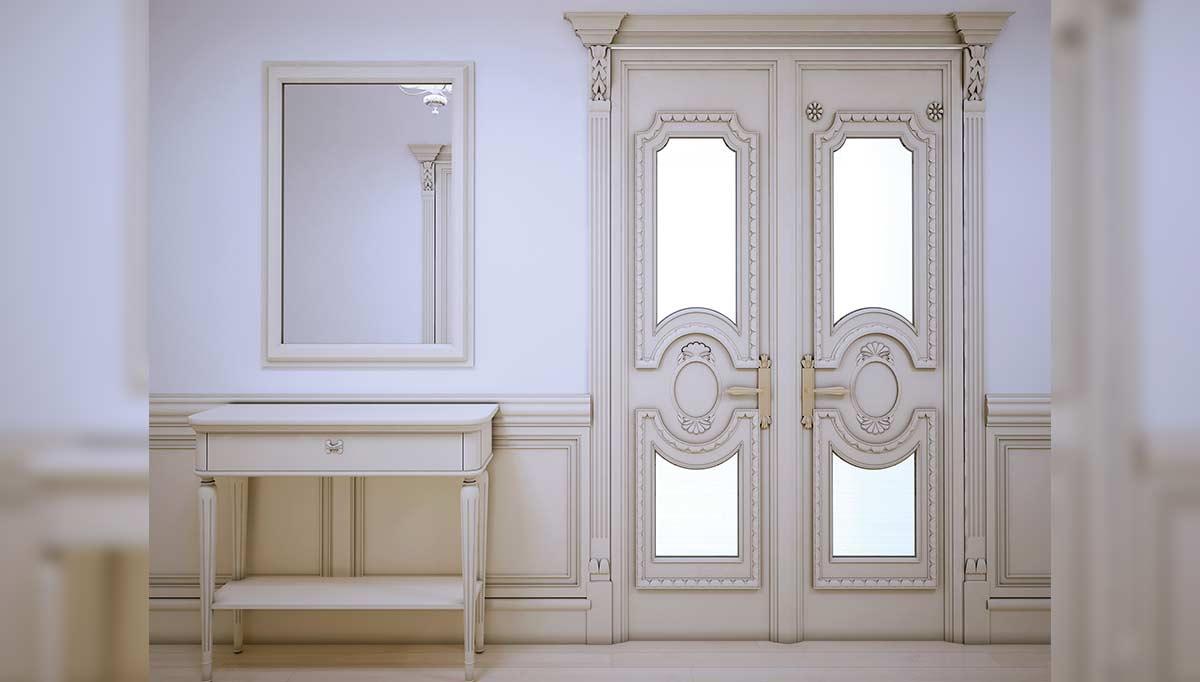 İmma Kapı Dekorasyonu