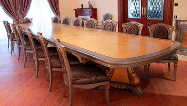 İnfaras Toplantı Masası - Thumbnail