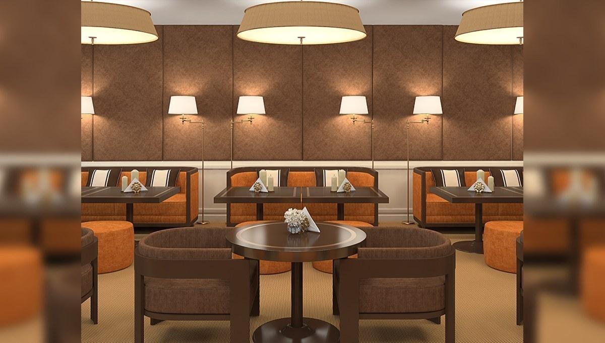 Jot Cafe Restoran Mobilyası