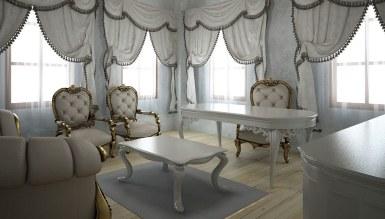 - Karem Salon Dekorasyonu