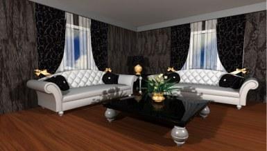 - Karmele Salon Dekorasyonu