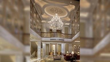 Katre Villa Hol Dekorasyonu - Thumbnail