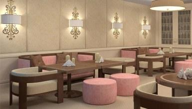 Kentiya Cafe ve Restoran Mobilyası