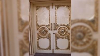 - Klasik Göbek Kapı