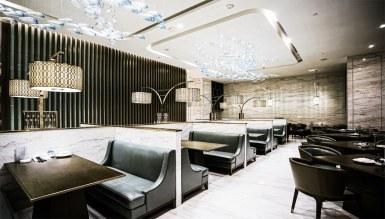 Klass Cafe Restoran Mobilyası