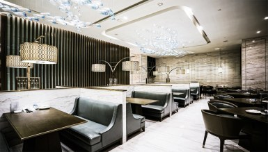 - Klass Cafe Restoran Mobilyası