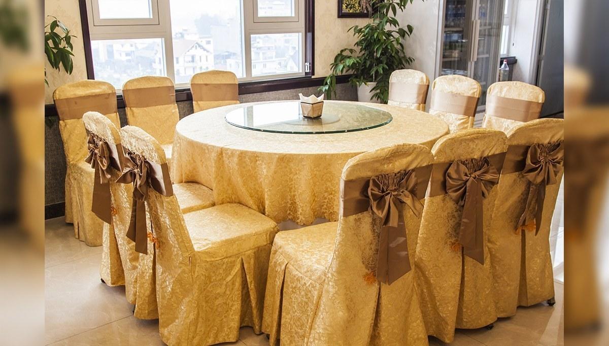 Komplex Düğün Salonu Dekorasyonu