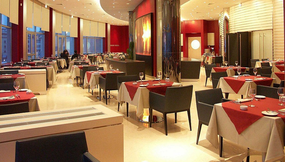 Kontal Cafe ve Restoran Mobilyası