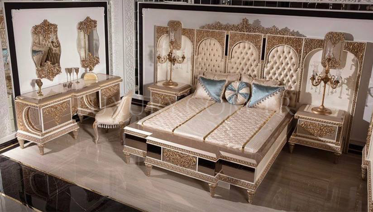 Kraft Klasik Yatak Odası