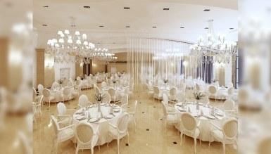 - Kremlin Düğün Salonu Dekorasyonu