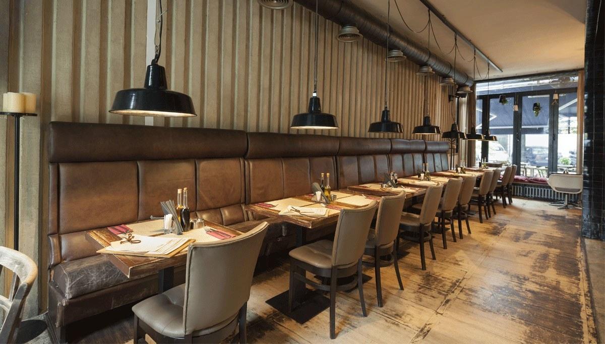 Kudam Cafe ve Restoran Mobilyası