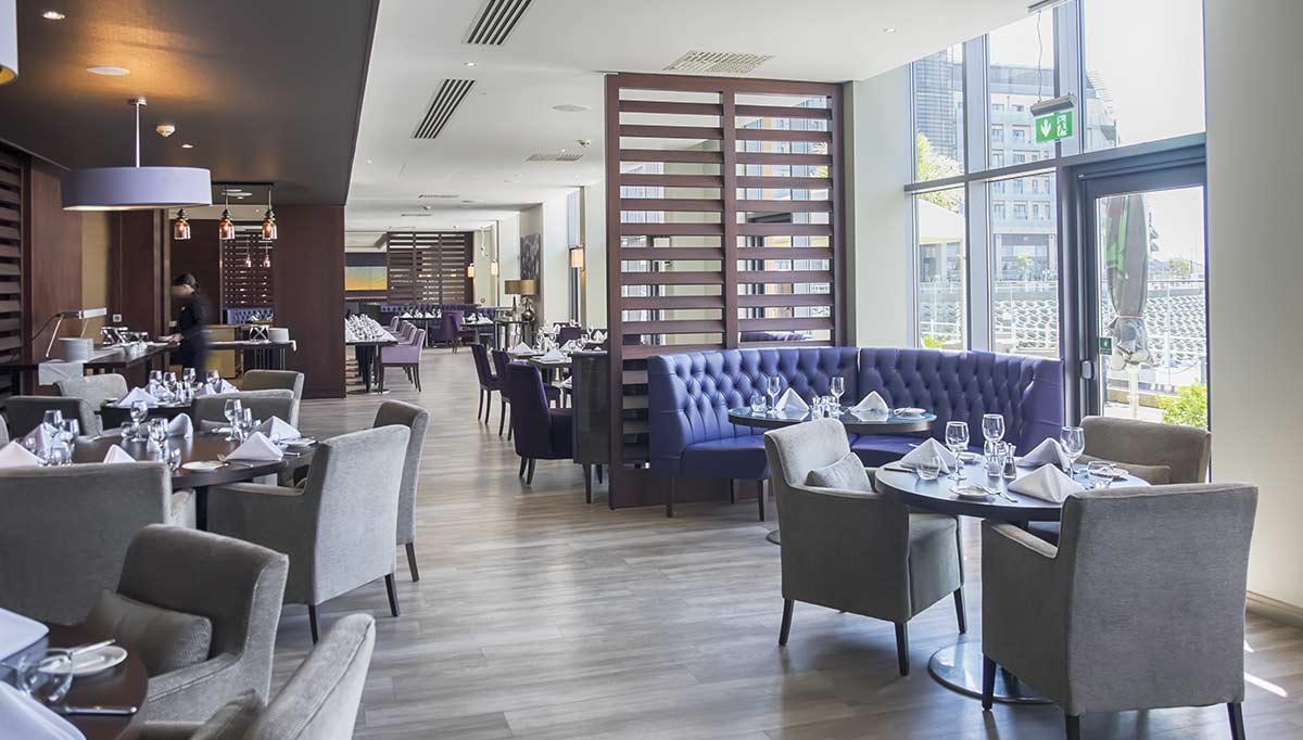 Lagün Cafe - Restoran Mobilyası