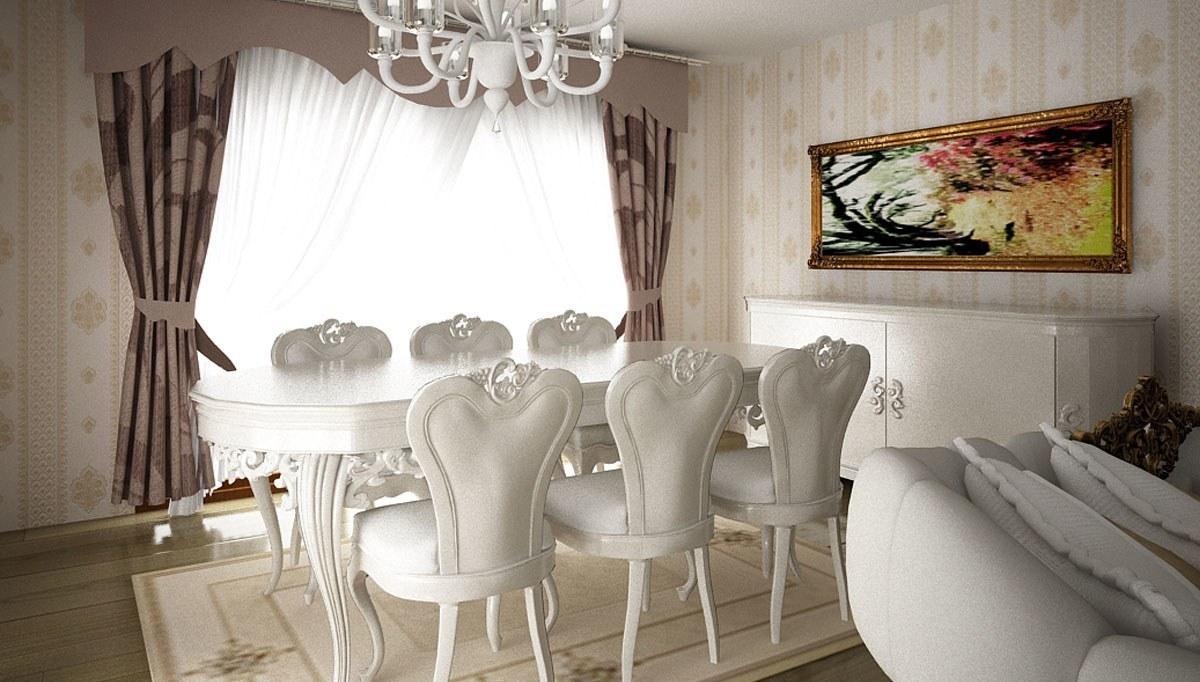 Latef Salon Dekorasyonu