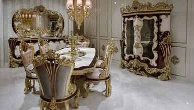 Laveras Klasik Yemek Odası - Thumbnail