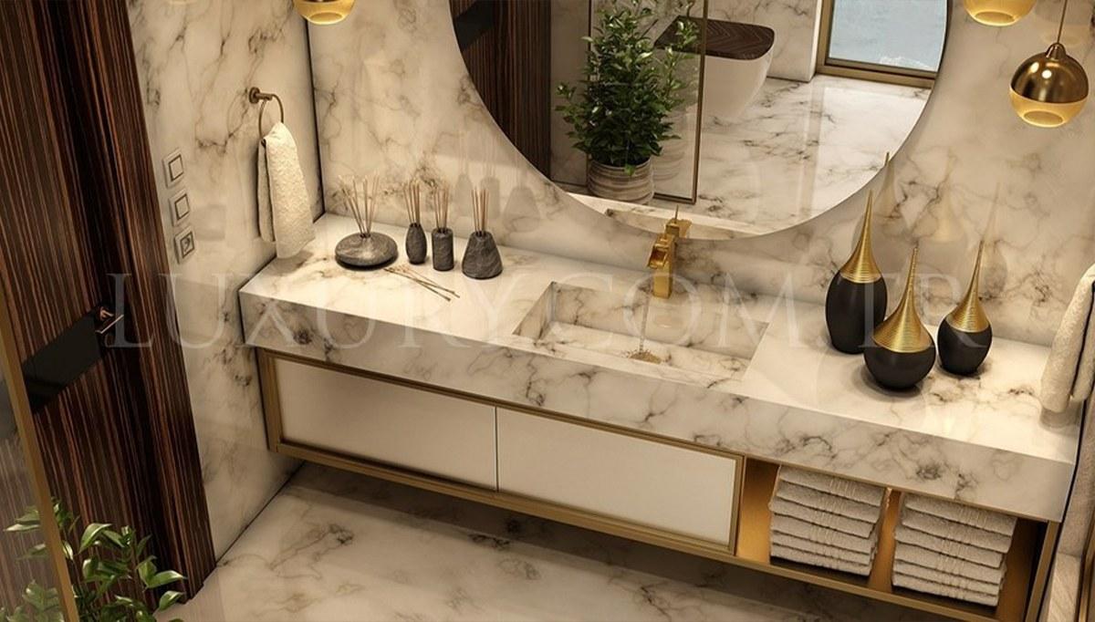 Lugela Banyo Dekorasyonu