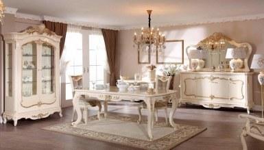 532 - Lüks Abide Klasik Yemek Odası