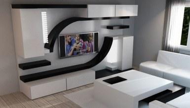 Lüks Abrigo TV Ünitesi