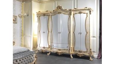 Lüks Afitap Klasik Yatak Odası - Thumbnail